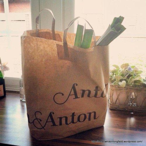Anton & Anton ruokakassi
