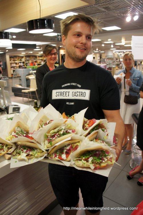 Stockmann Street Gastro