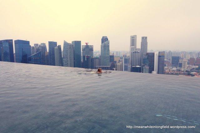 singapore marina bay sands infinity pool (5)