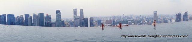 infinity pool marina bay sands singapore (3)