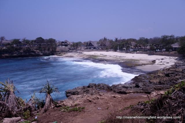 nusa lembongan bali dream beach